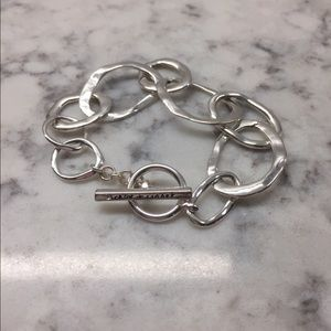 EUC Chloe + Isabel Toggle Bracelet